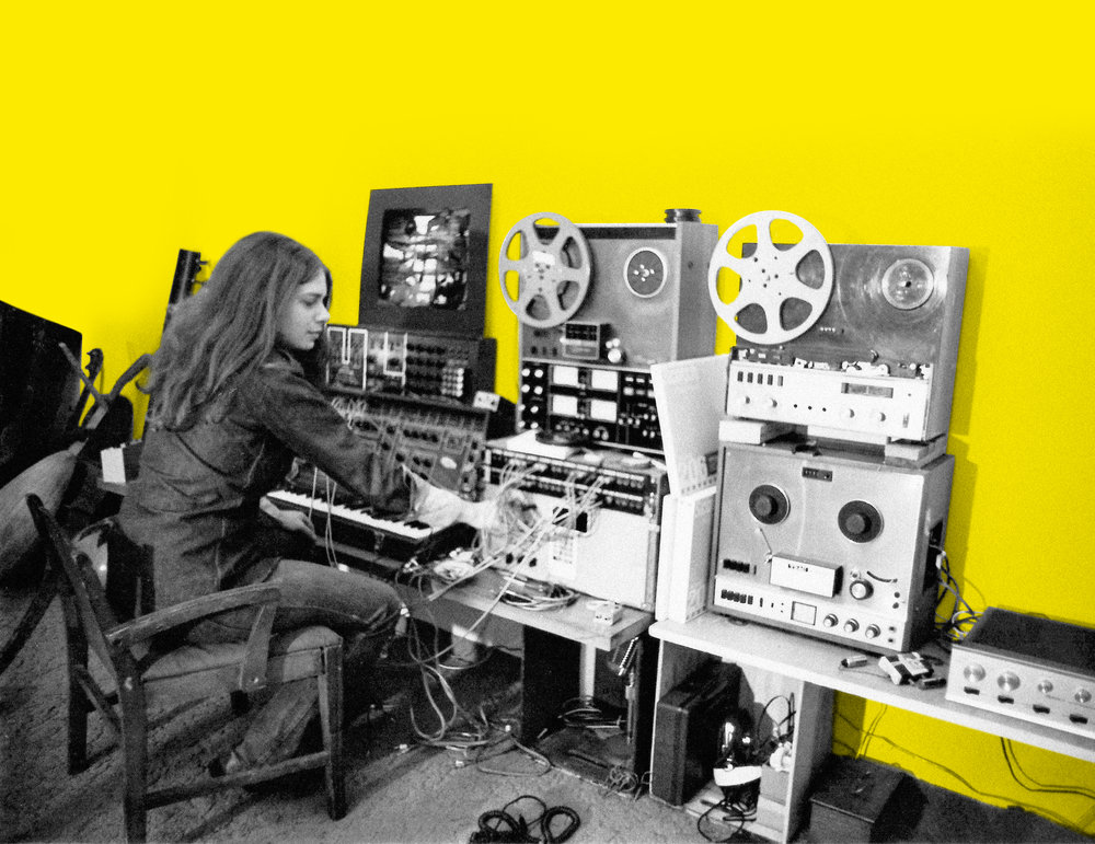 Synth Remix - Launching in London in Spring / Summer 2018 and then touring the U.K., Synth Remix will use live performance + DJ sets to reframe the pioneering music of pioneering electronic musicians including Laurie Spiegel, Daphne Oram + Delia Derbyshire. Sign up to our mailing list to find out more.