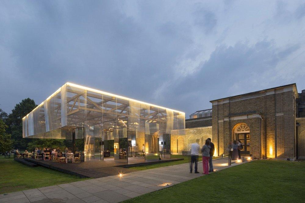 Pavilion Late -