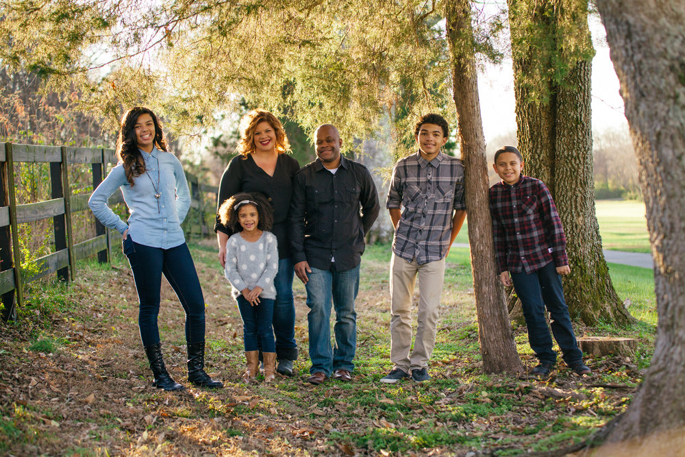 Deer Valley, Arizona Family pictures Phoenix Photographer Anjeanette Photography