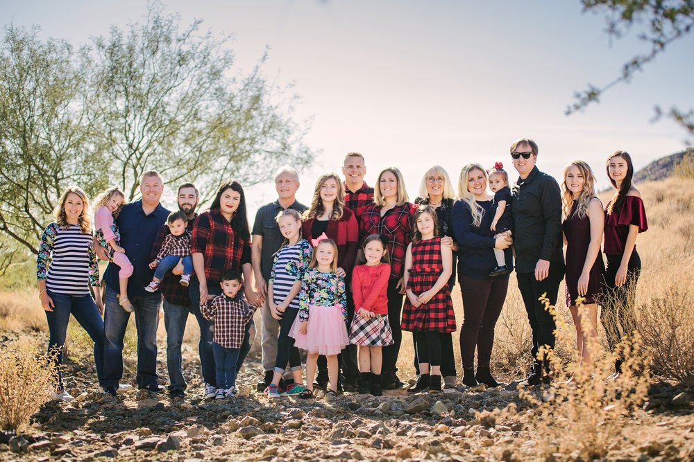 Peoria Glendale Arizona Family pictures Phoenix Photographer Anjeanette Photography Stetson Hills Az