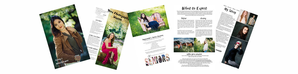Arizona Magazine welcome booklet Senior grad session photos for graduating high school senior Pictures Peoria, Glendale, Phoenix Arizona Portraits by Deer Valley Photographer Anjeanette Photography