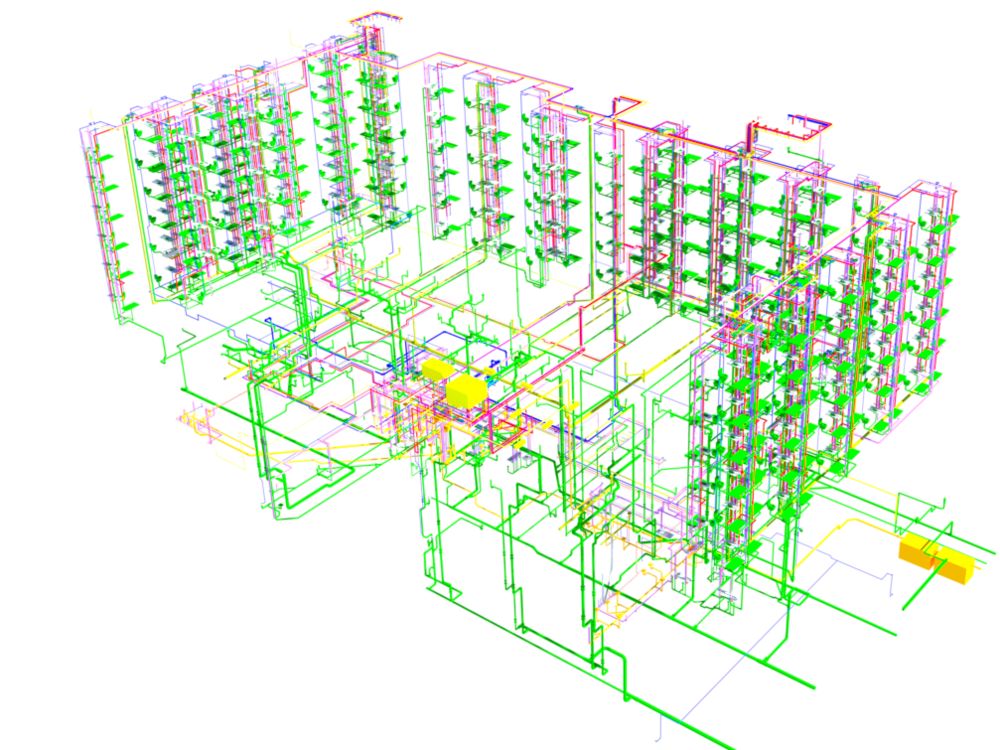 PLUMBING Building Information Model (BIM), COORDINATION, AND SHOP DRAWINGS