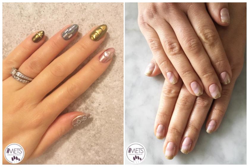 Nails by Mets nail art -   @nailsbymets