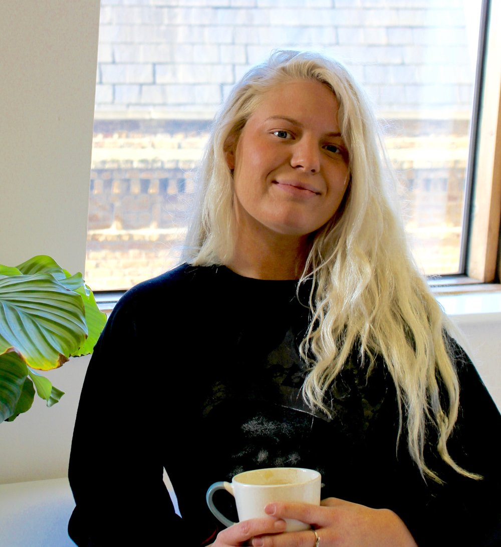 Karoline Bru  - Karoline is the newest member of the HC team. She is originally from Norway but has lived and worked in London the past 3 years, specialising in Event Management. With a Bachelor in Communication and Journalism from NYC, she wishes to further develop HC by introducing more corporate brands.