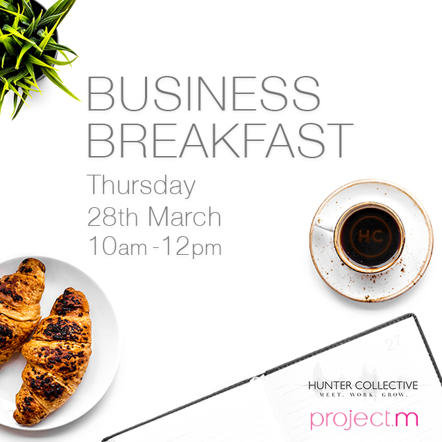 Business Breakfast - Thursday 28th MarchJoin us for this session on how to upscale your brand's marketing strategy by, understanding Customer Persona's and the importance of SEO overview.This session is hosted by Victora Scally who has gained 13 years experience working in a wide range of business sizes and industries, from early stage through to large multinational brands.Victoria offers services for your business metrics through a Marketing lens to move you to the stage of growth.