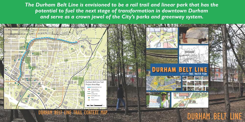 Durham Belt Line Trail Master Plan