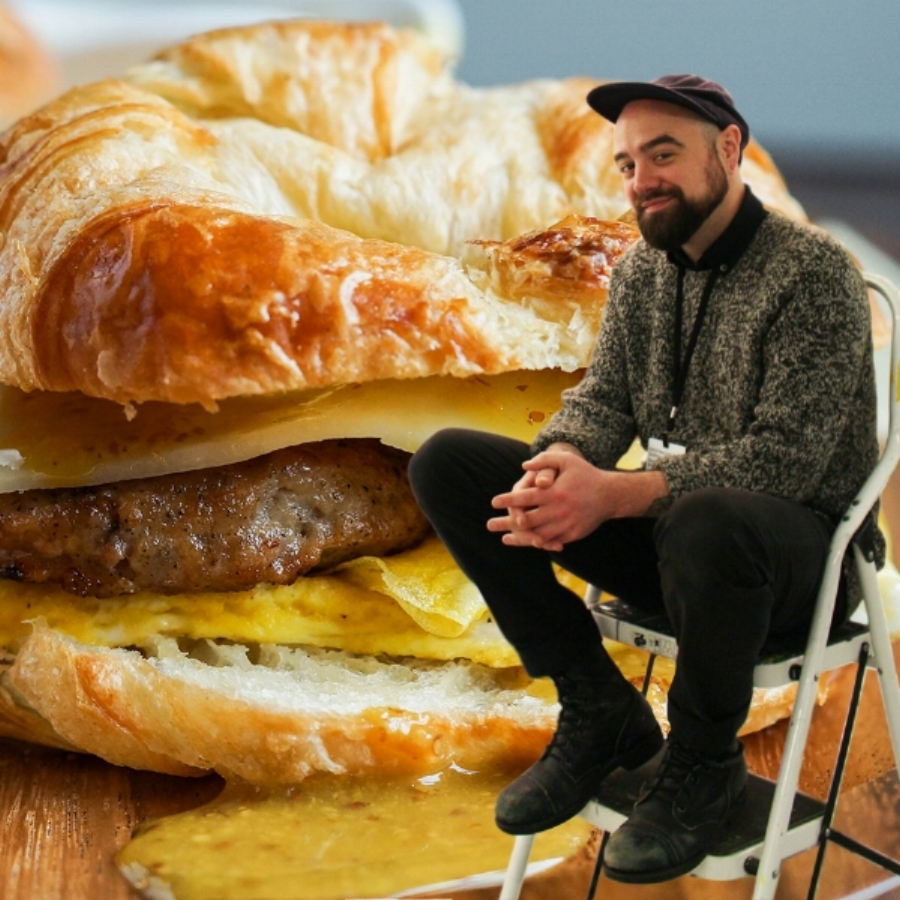 Sean Sausage Egg Cheese.jpg