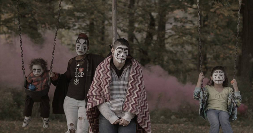 Still from  Buffalo Juggalos  (2014)
