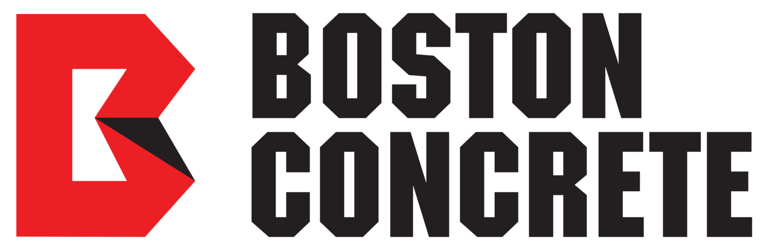 Boston Concrete – Solid Service. Solid Product.