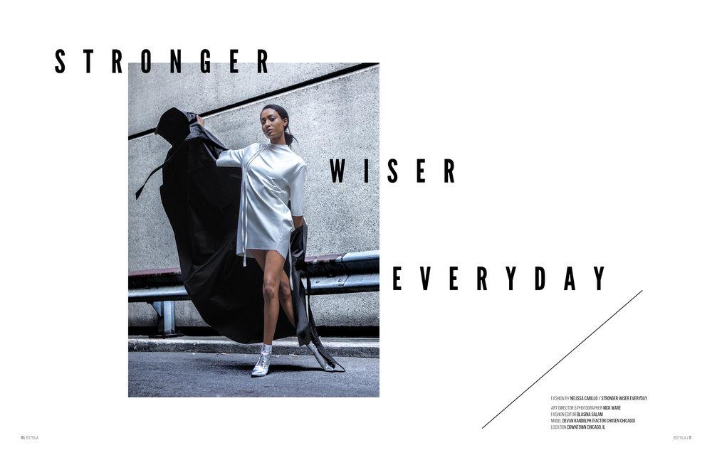 Estela Magazine F/W 17