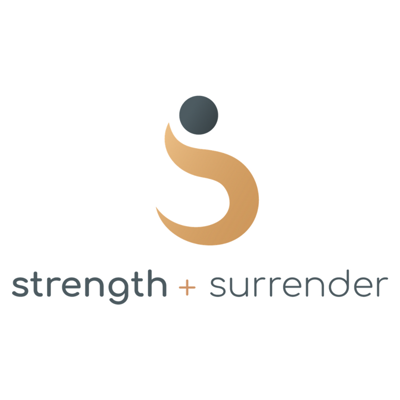 Strength + Surrender