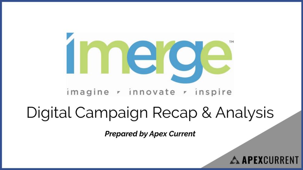 EDPA imerge Recap Presentation