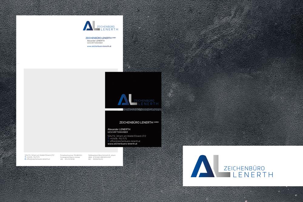 - Gut überlegt zum Erfolg! Herr Alexander Lenerth macht sich nach jahrelanger Berufserfahrung selbstständig und gründet die Firma ZEICHENBÜRO LENERTH.