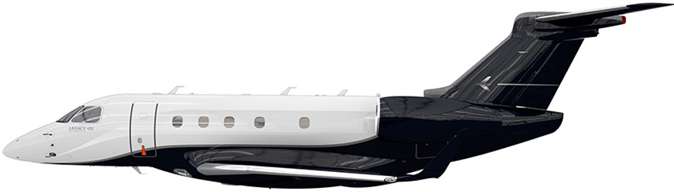 2017 FlexJet Legacy 450 For Sale