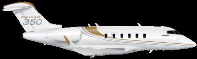 FlexJet Challenger 350 Fractional Share