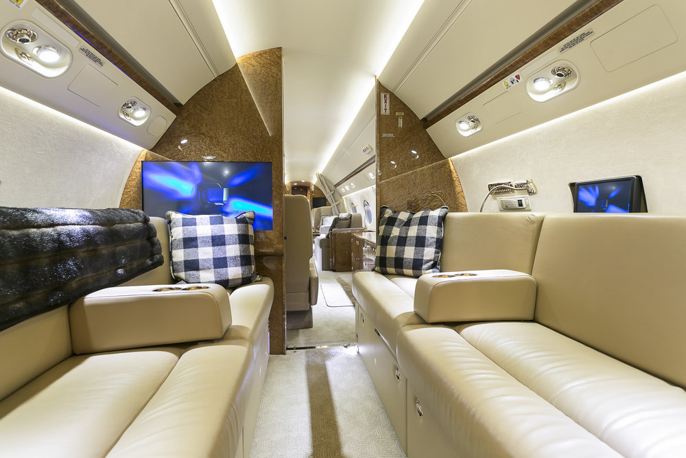 G550 for lease by Fractrade