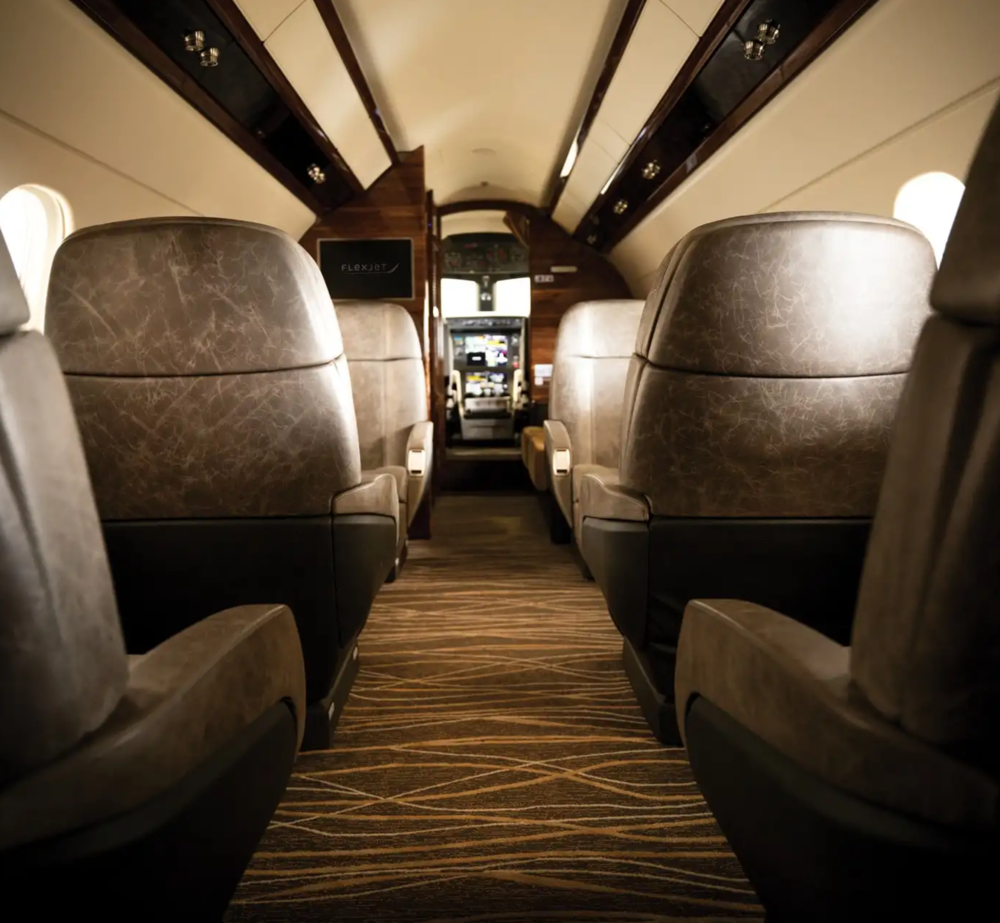 Legacy 450 fractional share for sale by Fractrade