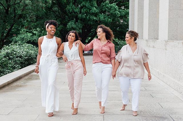 The Vibe Tribe 💕 We are so excited to welcome a new addition to our team this month. Stay tuned for some serious vibes from our newest Lead Planner + Event Producer 🙌🏼 Photo by @thehowardbrand • • Lauren Todd, Wedding Day Specialist  Bailey Dunham, Wedding Day Specialist  Jasmine Villanueva, Owner + Principal Planner Isabel Villanueva, Director of Operations