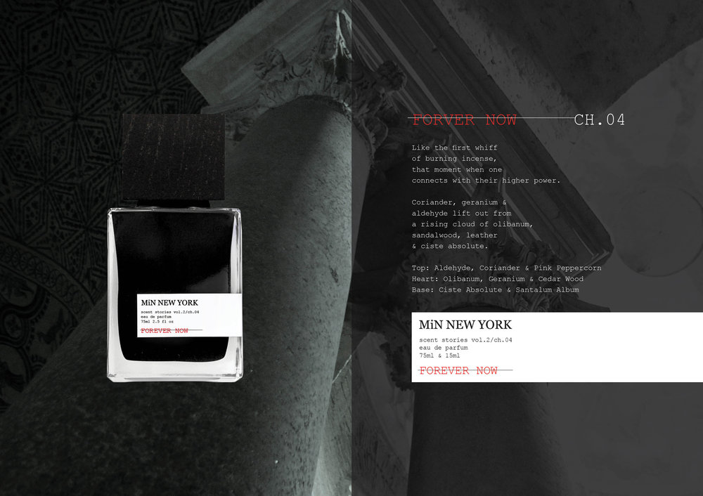 Chad Murawczyk MiN New York Scent Stories Forever Now