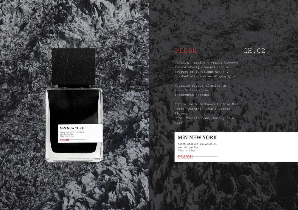 Chad Murawczyk MiN New York Scent Stories Plush
