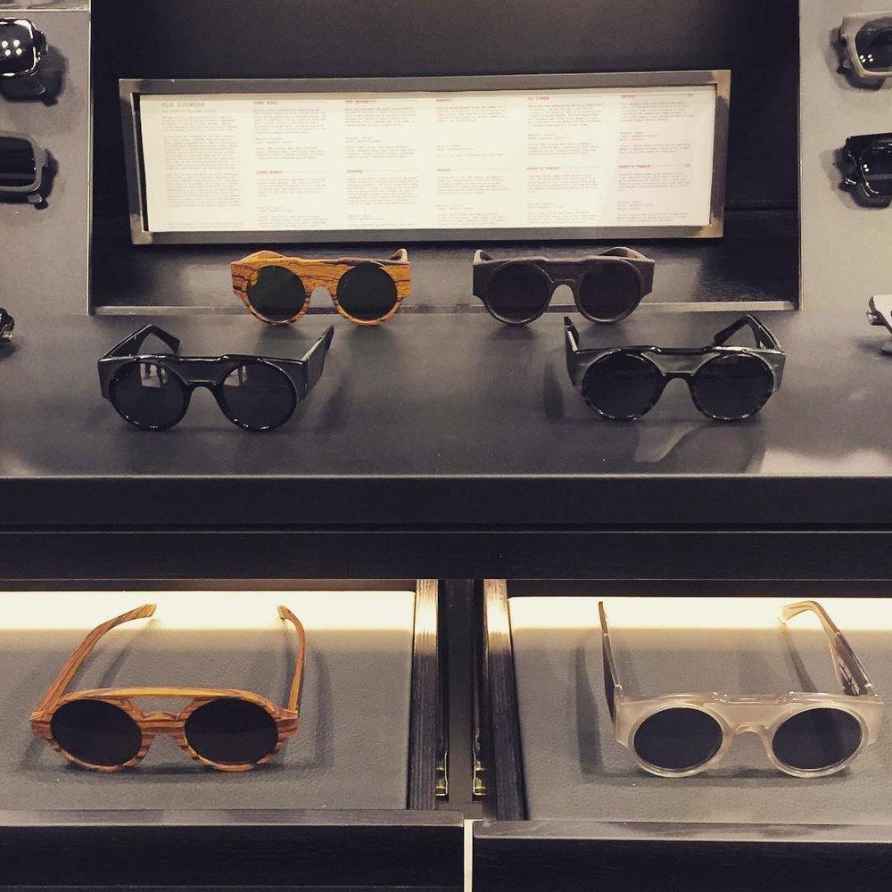 Chad Murawczyk MiN New York Eyewear Onsen