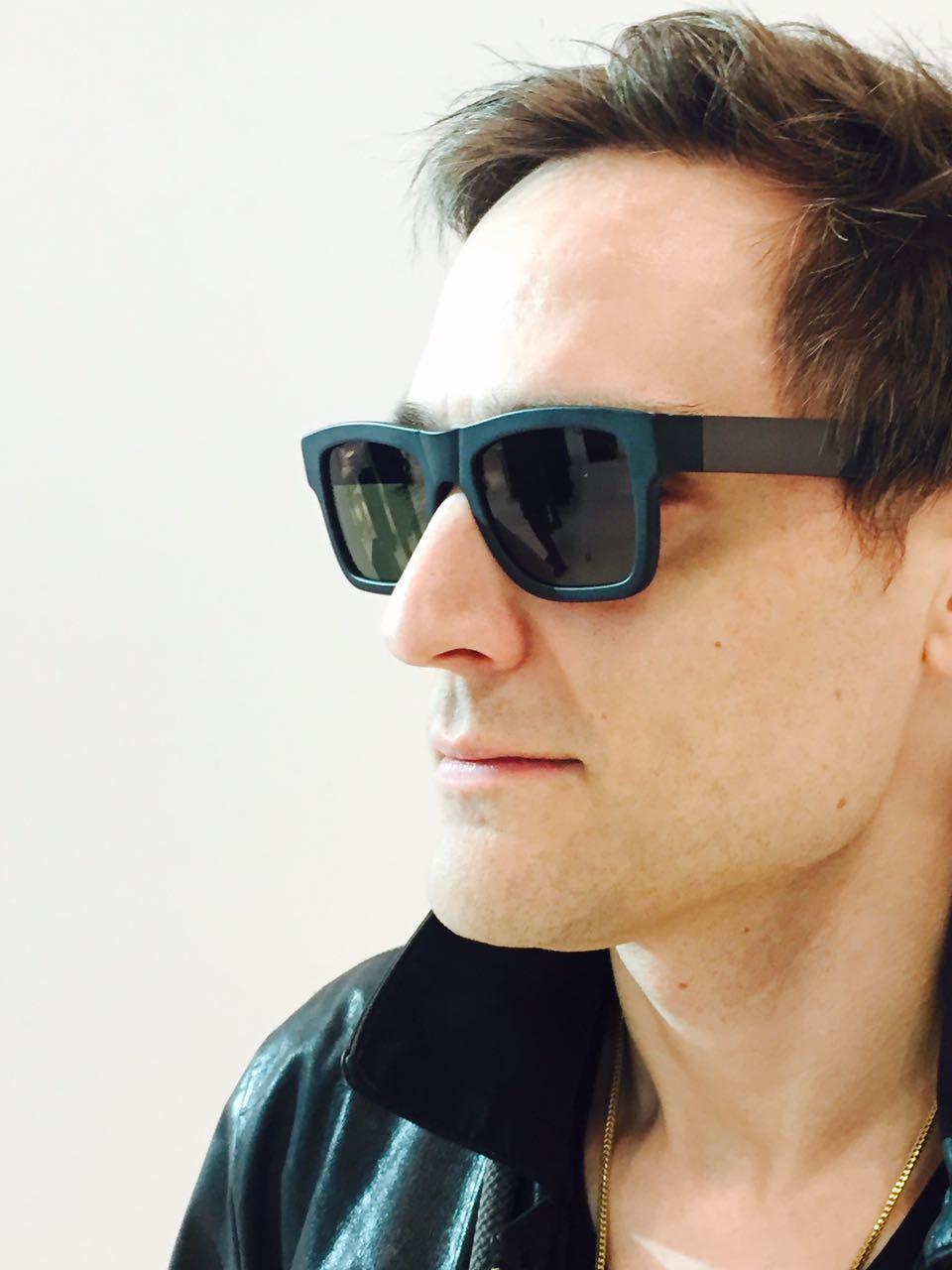 Chad Murawczyk MiN New York Eyewear Dune Road
