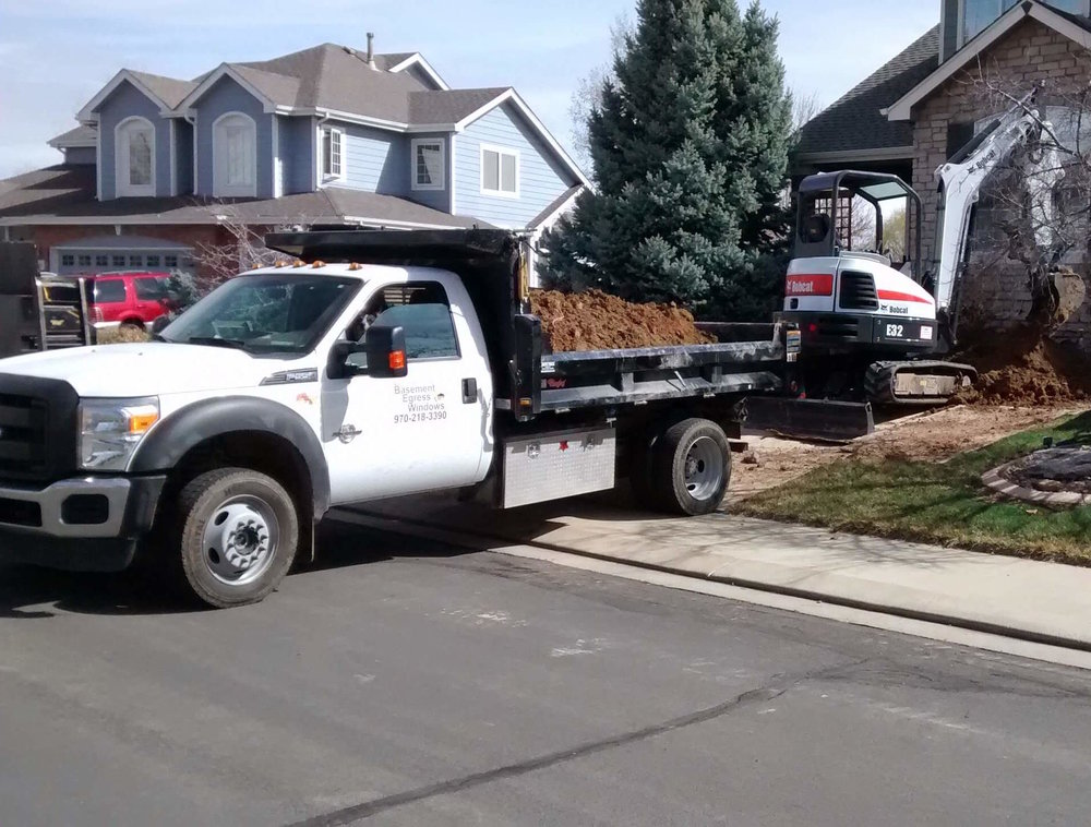Top-Notch Equipment - We maintain our own fleet of state-of-the-art excavation equipment, trucks, and installation tools, so that your project will never suffer delays because of the faulty, overused, outdated, or poorly maintained rental equipment that our competitors often rely on. Thanks to this, we can install your basement windows and window wells more quickly and with better results than the competition.