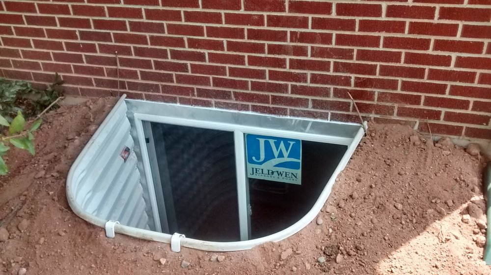 Replacement Window Wells
