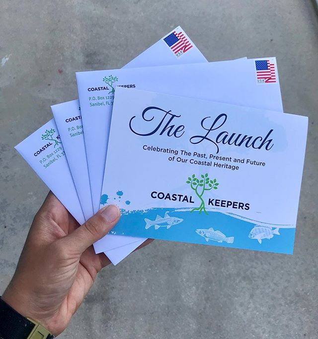 Invitations to The Launch are ready to go and coming to a mailbox near you! Please join us on November 17th to support local conservation initiatives and celebrate our coastal heritage. For more information visit sancapcoastalkeepers.org/the-launch