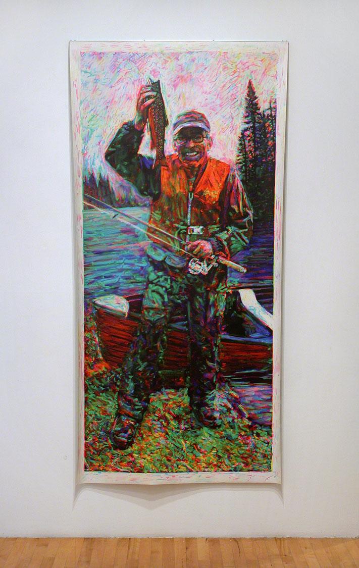 Pêcheur (Fisherman), 2008
