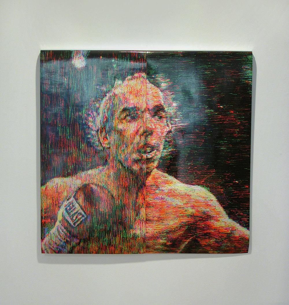 Boxeur (Boxer), 2008