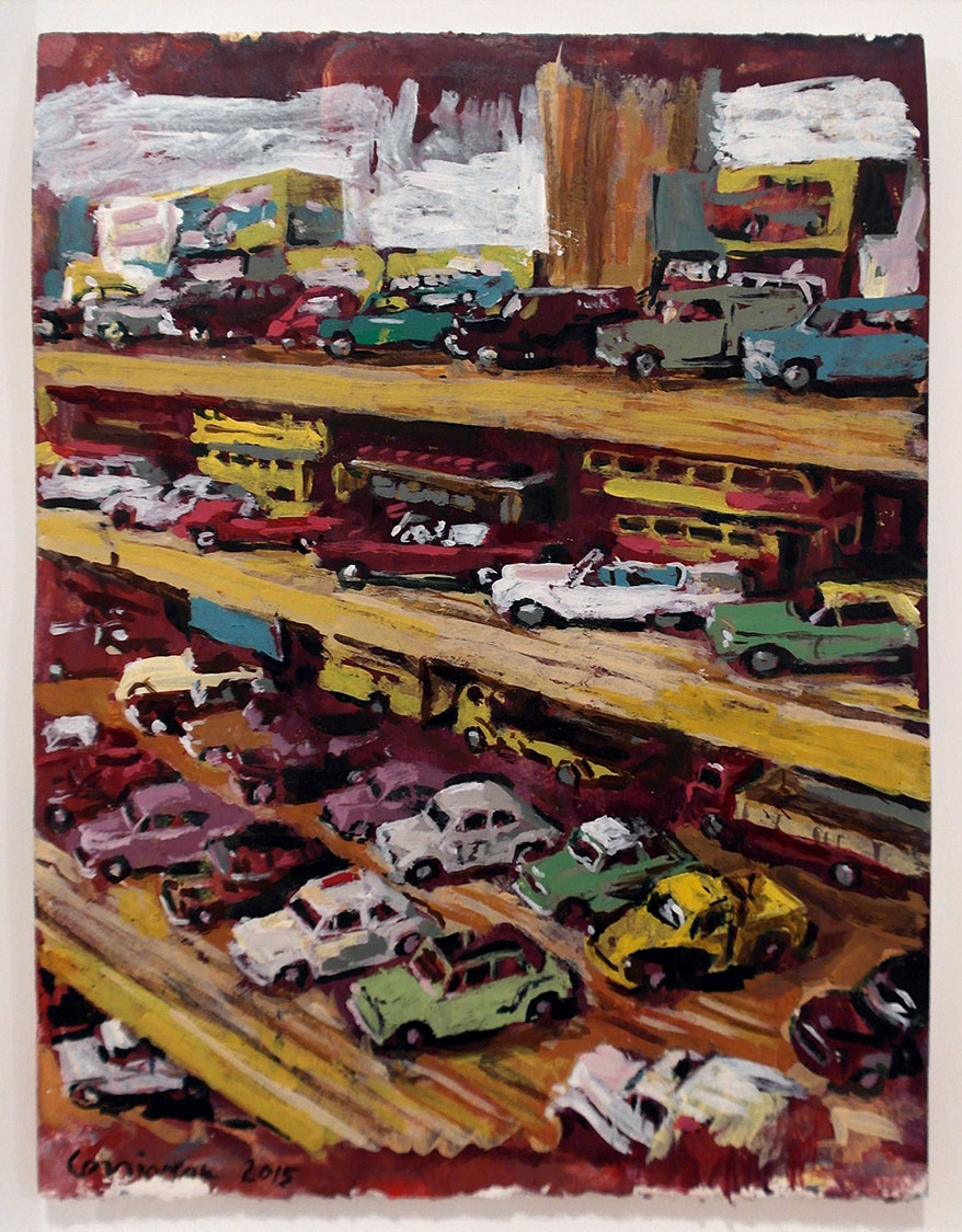 Petites autos / Toy Cars, 2015