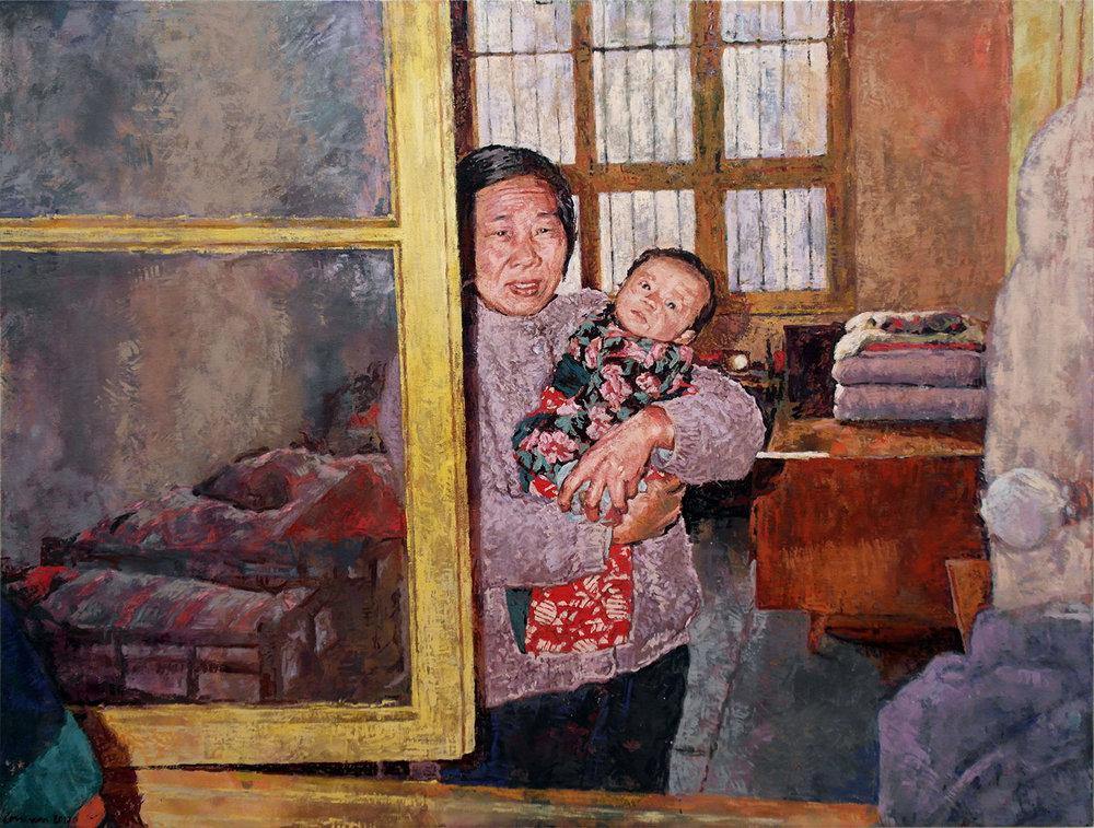 4 mars 1993, Yiyang (Chine), 2017