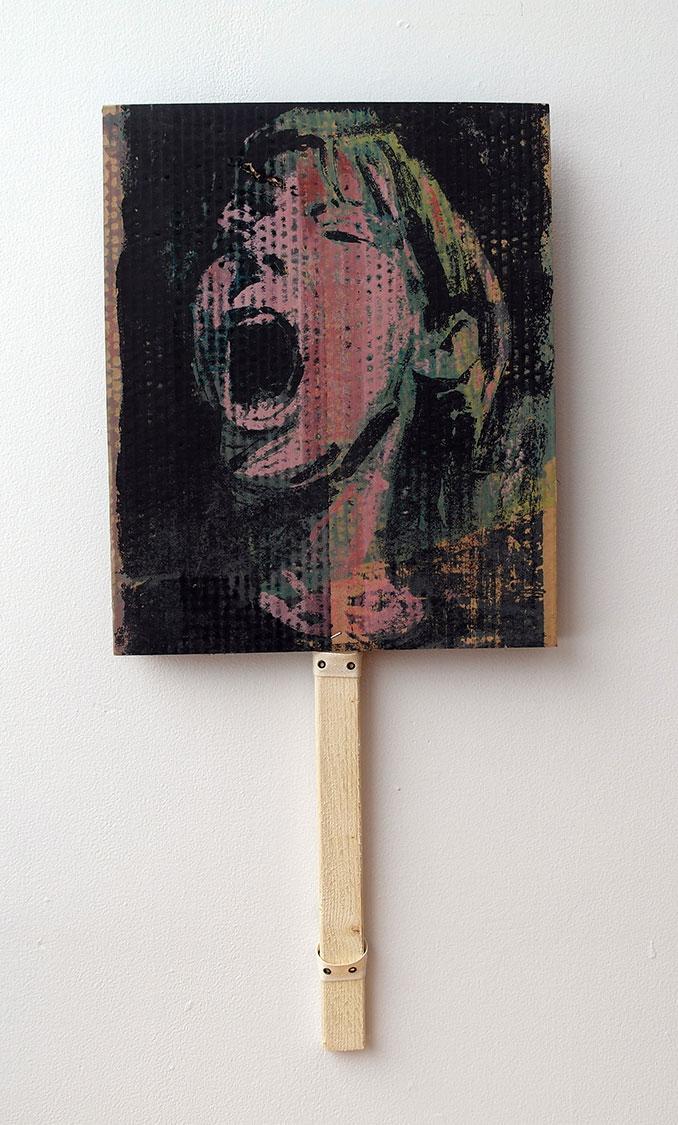 Protestataire #12 / Protester #12