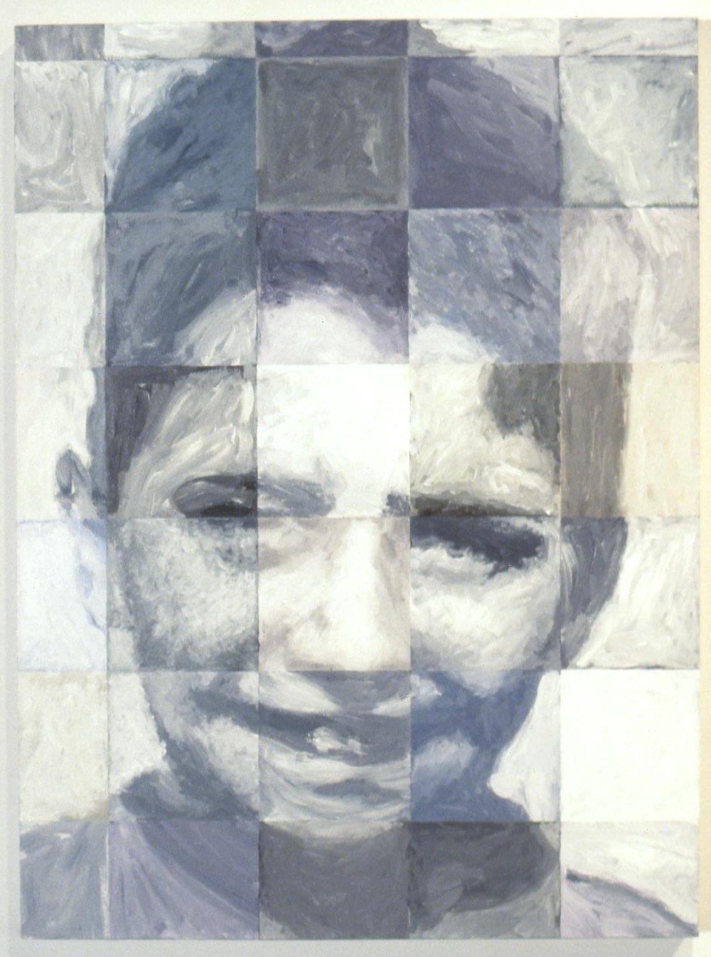 Jeune peinture (Young Painting): Joseph Branco, 1997
