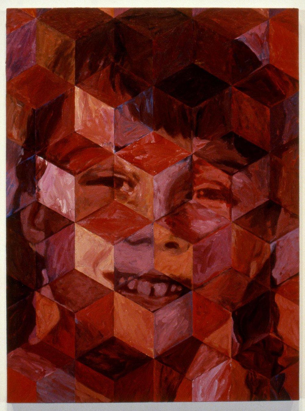 Jeune peinture (Young Painting): Monique Régimbald, 1997