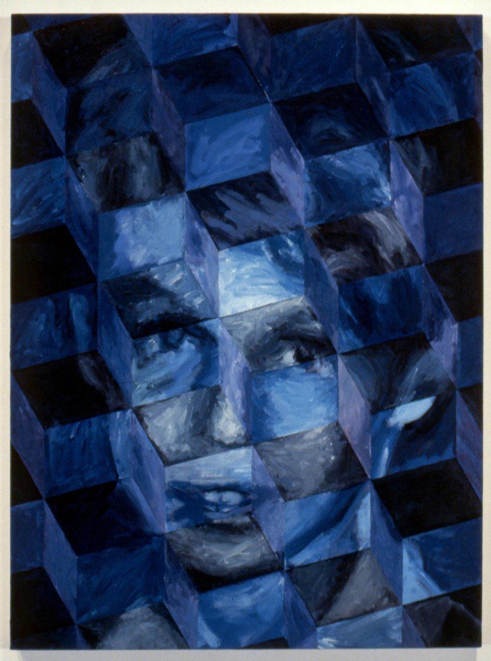 Jeune peinture (Young Painting): Michel Saulnier, 1997