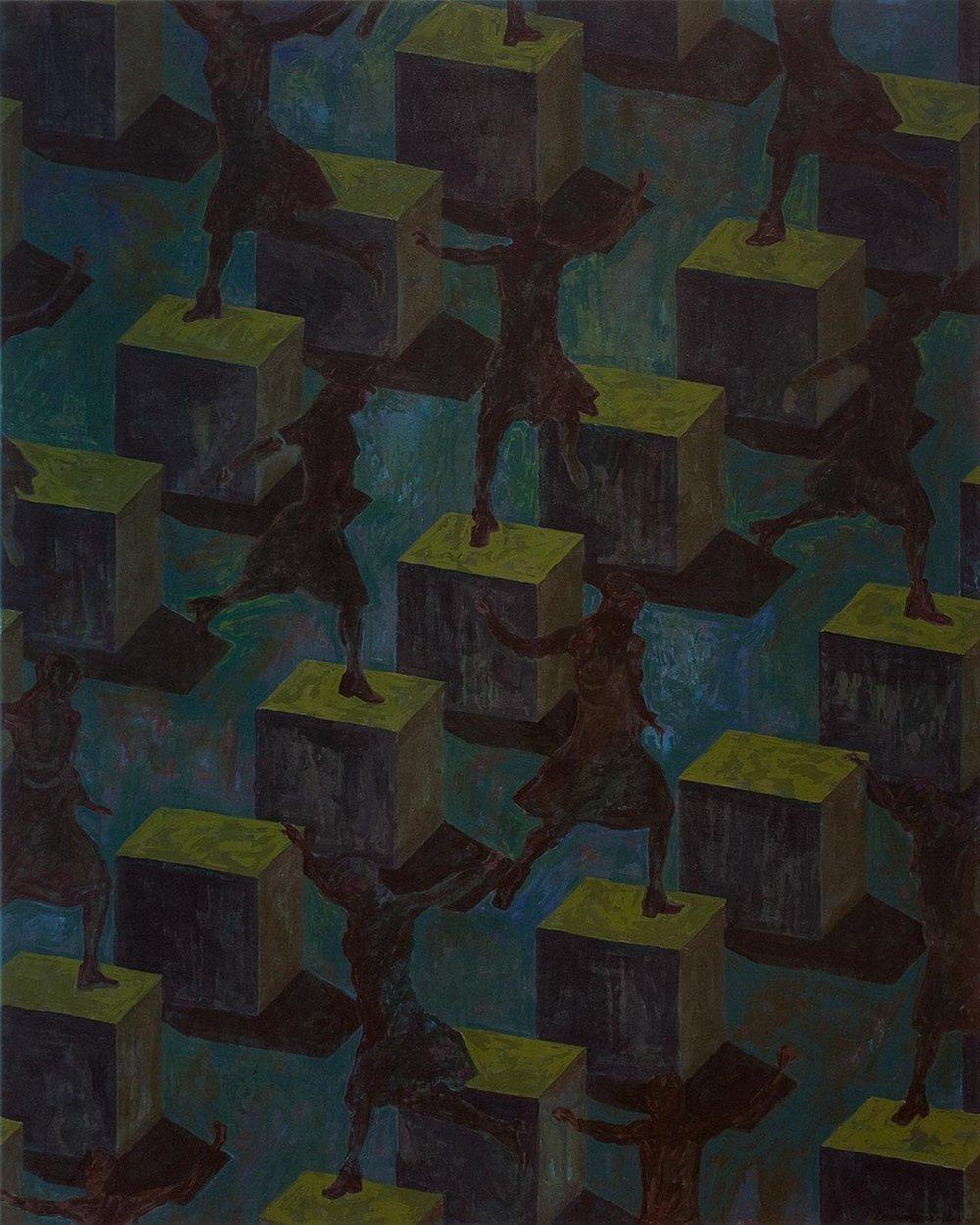 Figures sans ombre: sauts / Shadowless Figures: Jumps (2011)