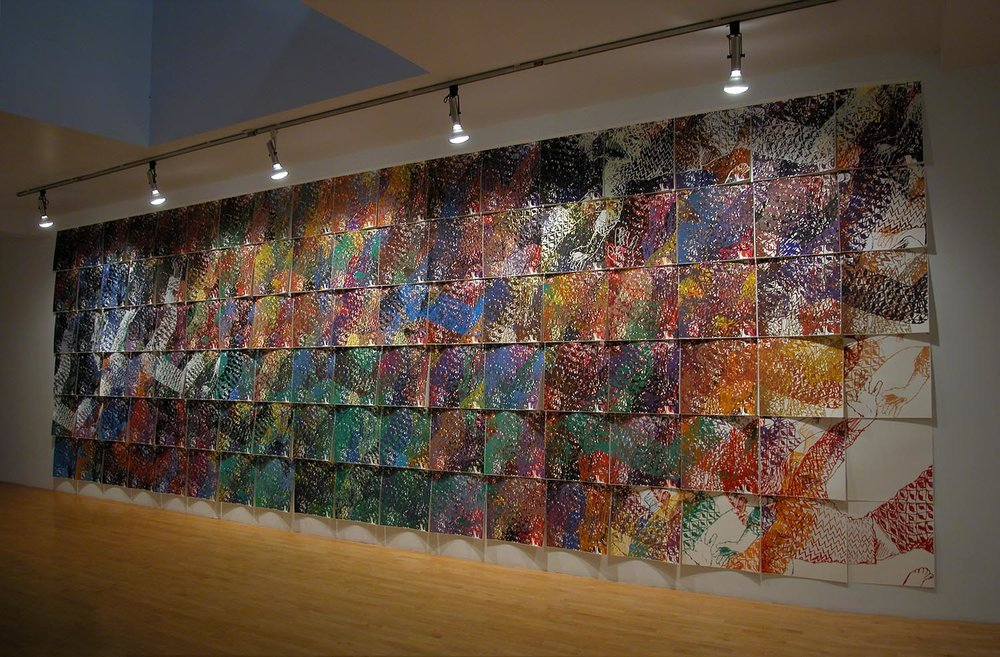 Sophie: installation, 2005