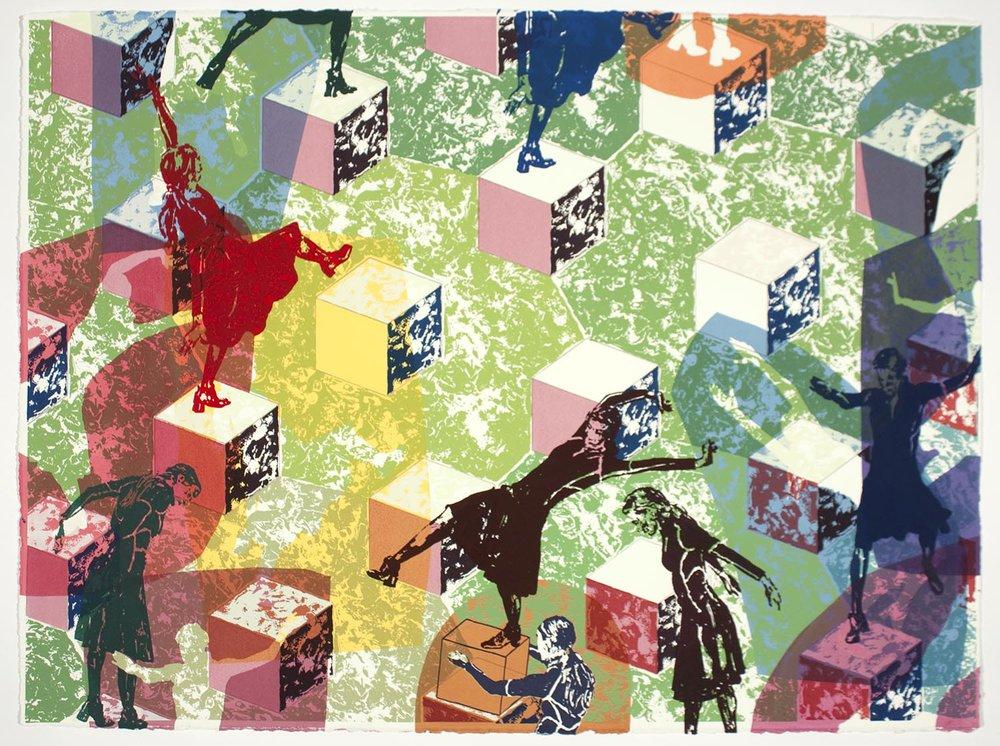 Longtemps l'erranceH / Wandering H, 2011