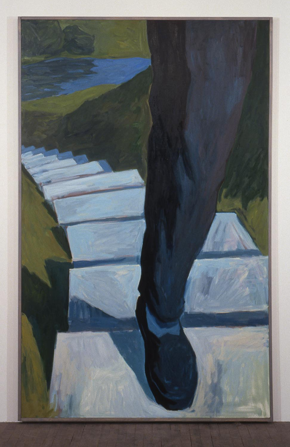 Poursuite 1 (Chase 1), 1988