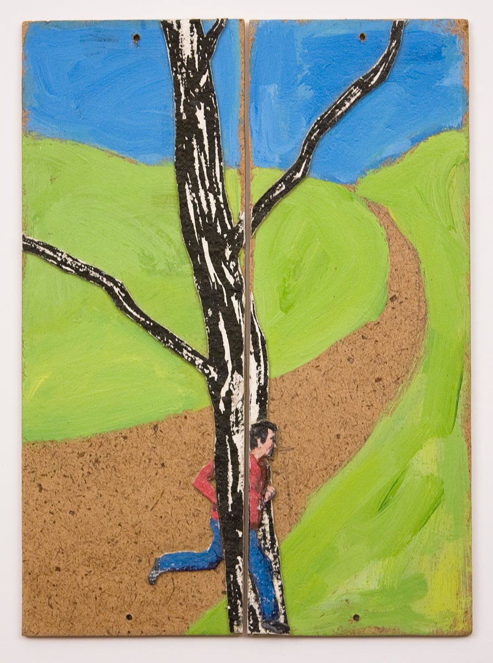 À travers bois (Through The Woods) #1, 1988
