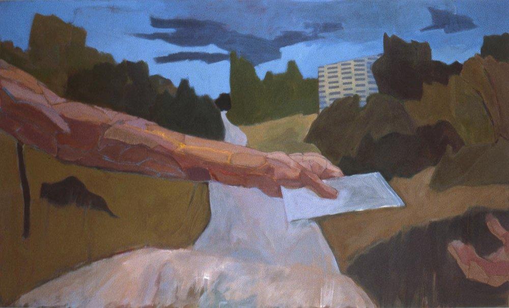 La lettre (The Letter), 1984