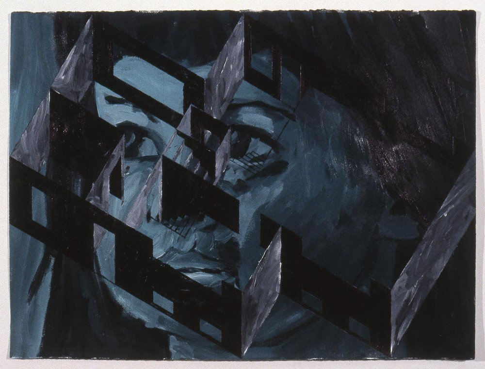 Split-level 3, 1990