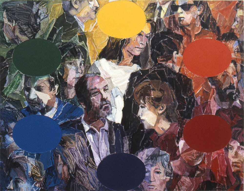 Dans la foule / In The Crowd, 1999