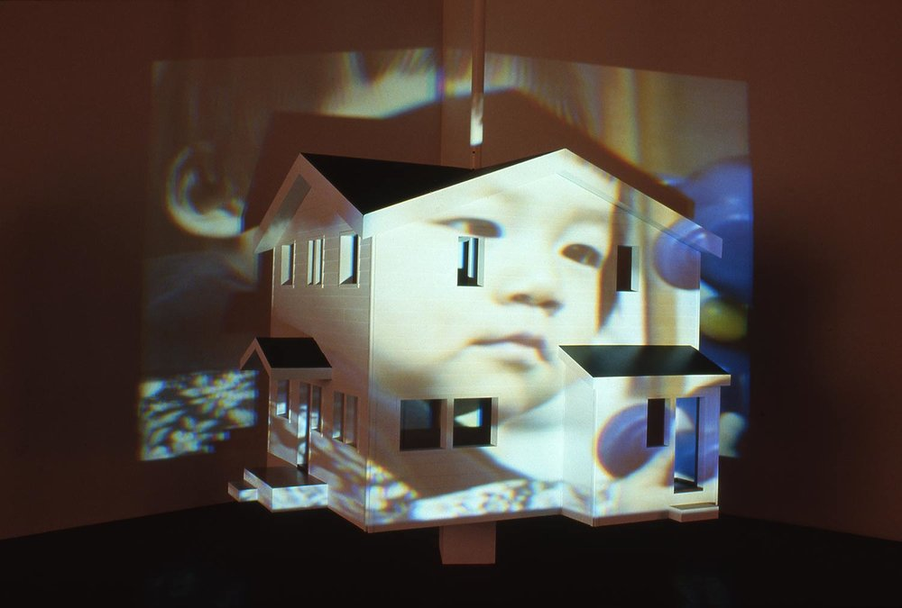 "Extrait de ""Lou-Qian à la maison"", 1994 / Still from ""Lou-Qian At Home"", 1994"