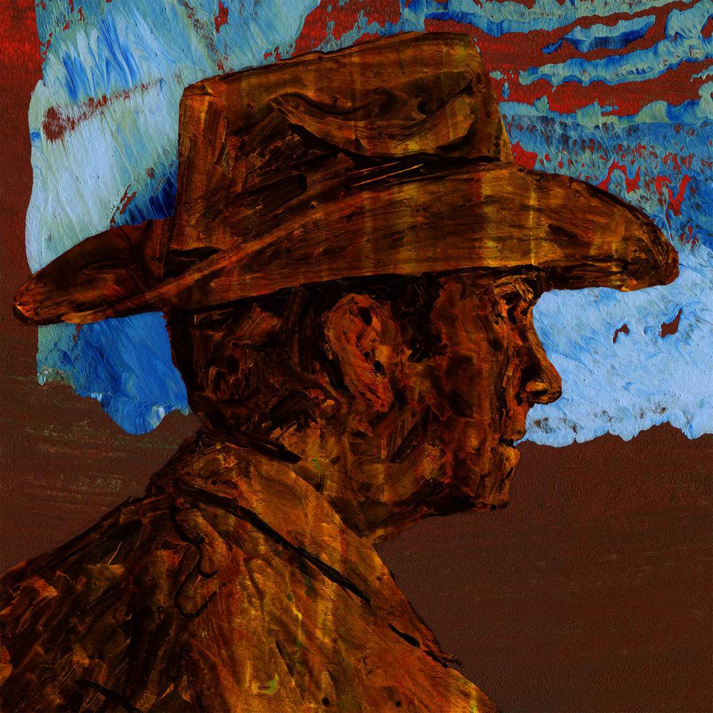 Tête de cavalier (Horseman's Head), 2010