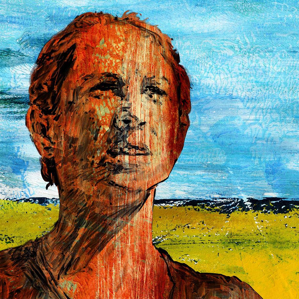 Tête (Head), 2010