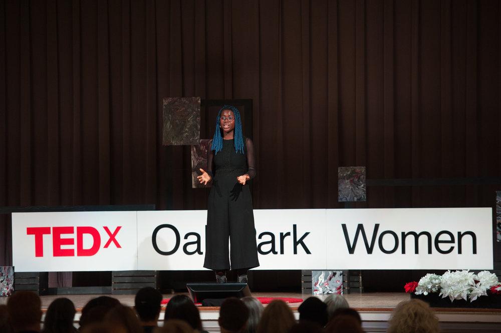 ©Steven E Gross34018 TEDx OP Women 2018