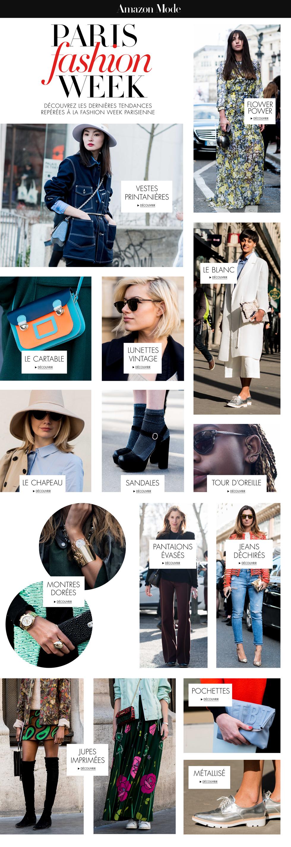 Paris Fashion Week Edit